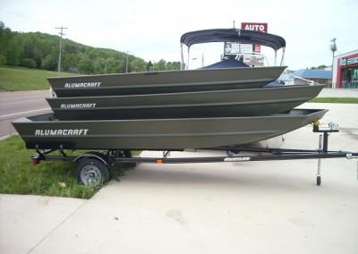 Alumacraft Jon Boats