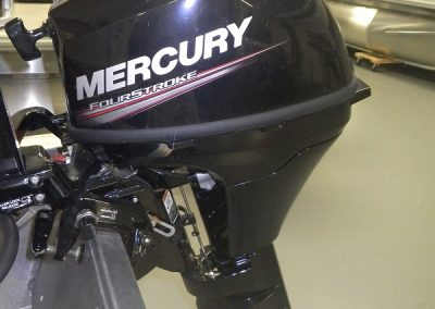 New Mercury 9.9 Four Stroke